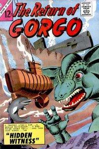Return of Gorgo #3, VG- (Stock photo)