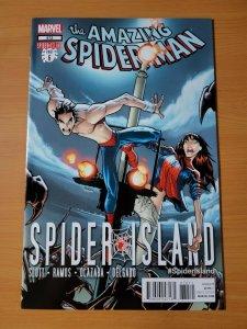 Amazing Spider-Man #672 ~ NEAR MINT NM ~ 2011 Marvel Comics