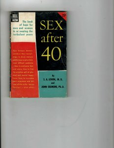3 Books Sex After 40 A Losing Game Fools Die on Friday Murder Mystery JK15