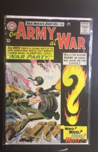 Our Army at War #151 (1965)