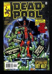 Deadpool #41 (2000)