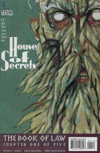 House of Secrets (2nd series) #11 VF/NM; DC/Vertigo   save on shipping - details