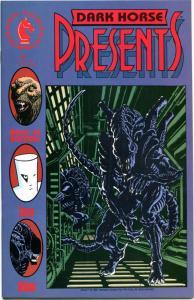 DARK HORSE PRESENTS #34, NM, Aliens,1989, Sci-Fi, Horror, more in store