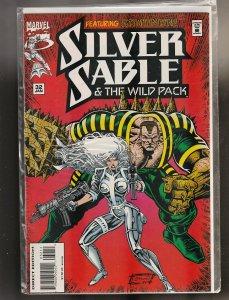 Silver Sable #33