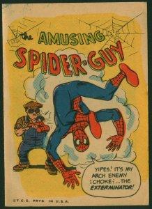 Krazy Little Comics #1 (1967) Amusing Spider-Guy Spider-Man Parody B