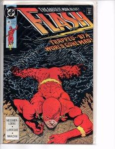 DC Comics Flash #41 Flash [Wally West];