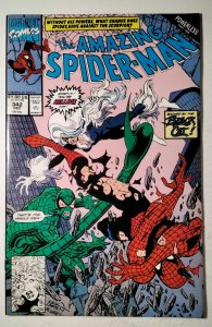 The Amazing Spider-Man #342 (1990) Marvel Comic Book J757