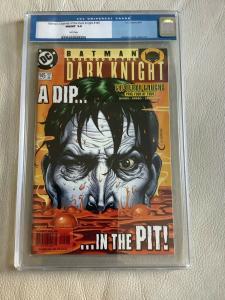 Batman Legends of the Dark Knight #145  CGC 9.8 (2001) Cebollero Joker Cover