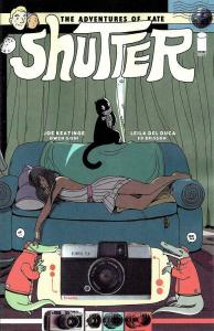 Shutter #1C VF/NM; Image | save on shipping - details inside