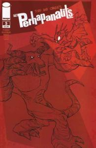 Perhapanauts, The (2nd Series) #5 VF/NM; Dark Horse | save on shipping - details