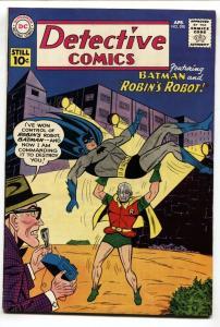 Detective #290 1961-DC Comics-Batman-Silver-Age VF+