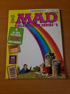 Mad Collector's Series #3 POSTCARDS INTACT ~ NEAR MINT NM ~ July 1992