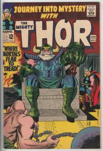 Journey into Mystery #122 (Nov-65) NM- High-Grade Thor