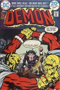 Demon (1972 series) #15, Fine+ (Stock photo)
