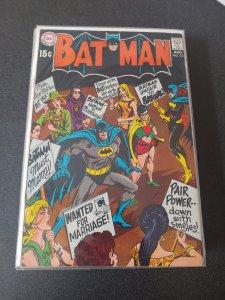 Batman #214 (1969)