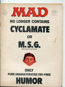 Mad-Magazine-#133-1970-Mort Drucker-Don Martin-David Berg
