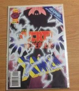 X MEN # 54 1996 Marvel- onslaught revealed is xavier + magneto juggernaut