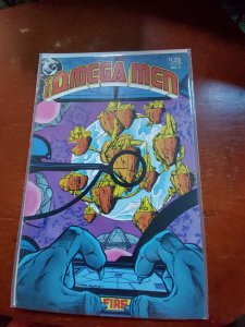 The Omega Men #5 (1983)