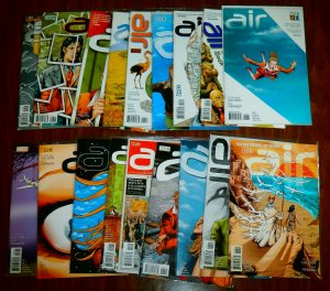 Air   #1-18 (set of 18)