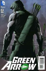 Green Arrow (5th Series) #41 VF; DC   save on shipping - details inside