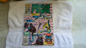 1990 MARVEL COMICS ALPHA FLIGHT # 88