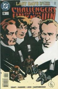 Challengers of the Unknown (1997 series) #9, NM + (Stock photo)