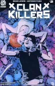 Clankillers #2 VF/NM; AfterShock | save on shipping - details inside
