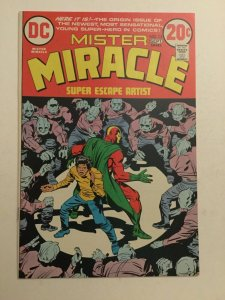 Mister Miracle 15 Nm Near Mint Dc