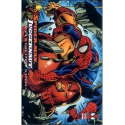 1994 Fleer Amazing spider-man SPIDER-MAN VS. JUGGERNAUT #116