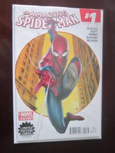 Amazing Spider-Man (2014 3rd Series) #1LECOMIX - VF+ - 2014