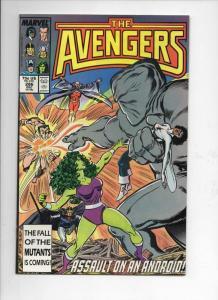 AVENGERS #286, NM, Captain, Sub-Mariner, She-Hulk, 1963 1987, Marvel