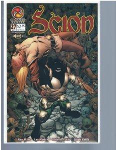 Scion #27 (2002) NM