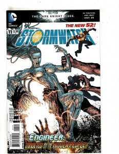 Stormwatch #11 (2012) OF25