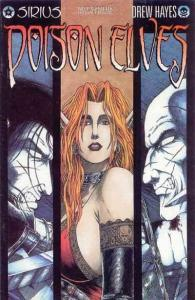 Poison Elves (Sirius) #7 VF/NM; Sirius   save on shipping - details inside