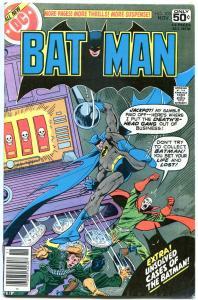 BATMAN #305, VF, Death Gamble, Gotham, DC, 1940 1978, more BM in store
