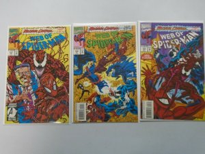 Web of Spider-Man #101-103 8.0 VF (1993)