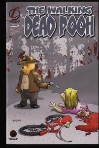 Walking Dead Pooh #1 NM 9.4