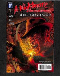 A Nightmare on Elm Street #1 (2007)