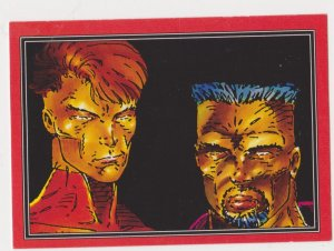 1992 Comic Images Youngblood #73 Far Away