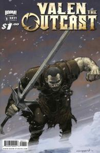 Valen the Outcast #1B VF/NM; Boom! | save on shipping - details inside