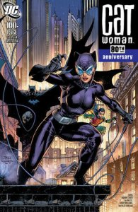 CATWOMAN 80TH ANNIV 100 PAGE SUPER SPECT #1 2000S JIM LEE VAR ED