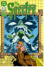 Lot Of 2 DC Comic Books The Spectre #4 and Legends #6 ON1