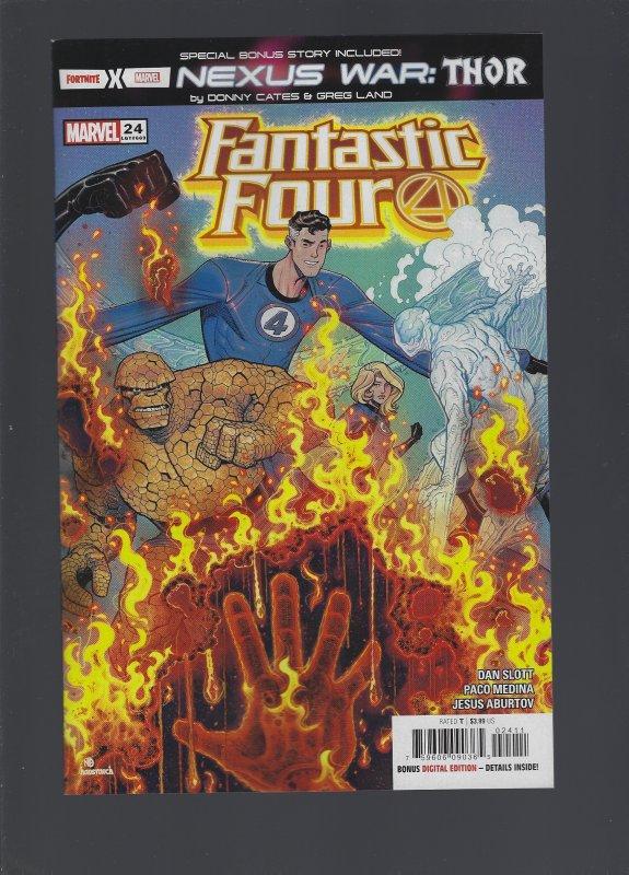 Fantastic Four #24 (2020)