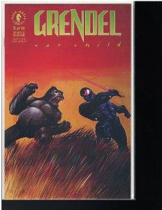 Grendel: War Child #5 (Dark Horse, 1992)
