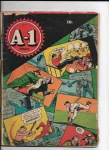 A-1 comics 1 lifes romances publishing  2.0 gd mr ex bush berry rocky lew loyal