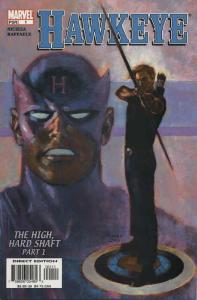 Hawkeye (3rd Series) #1 VF/NM; Marvel | save on shipping - details inside