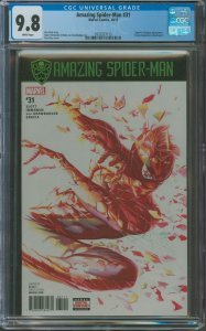 Amazing Spider-Man #29 CGC Graded 9.8 Superior Octopus appearance