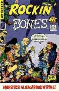 Rockin' Bones #3 FN; NEC | save on shipping - details inside