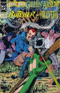 Brave and the Bold, The (Mini-Series) #2 VF/NM; DC   save on shipping - details