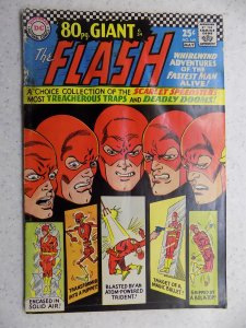 FLASH # 169 DC SILVER ACTION ADVENTURE 80 PAGE GIANT